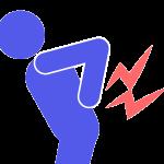 デスクワークの多い方必見!当院は腰痛の施術を得意としてます。#