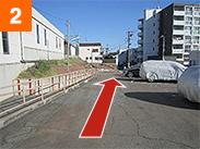 大曽根・栄町方面の改札口